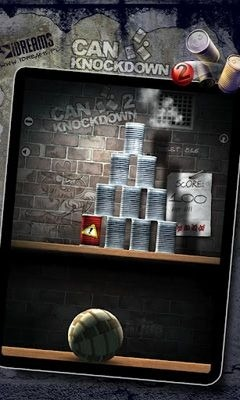 Can Knockdown 2 Android Game Image 1