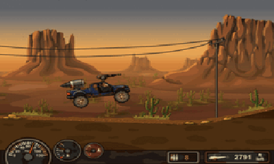Drive Kill Android Game Image 1