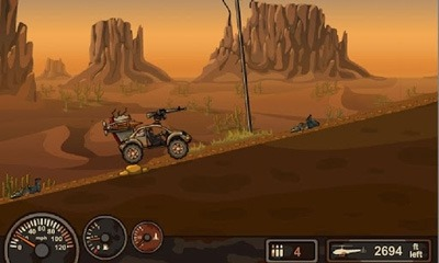 Drive Kill Android Game Image 2