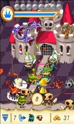 Fantasy Kingdom Defense Android Game Image 1