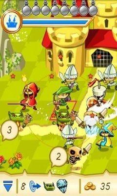 Fantasy Kingdom Defense Android Game Image 2