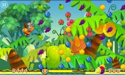 Fruit Devil Android Game Image 1
