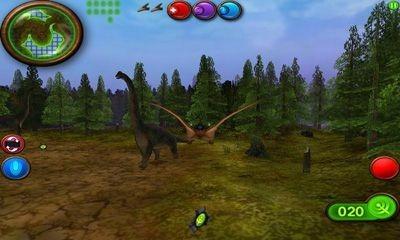 Nanosaur 2. Hatchling Android Game Image 2