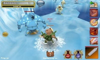 Pocket Legends Android Game Image 1