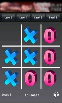 TicTacToe Android Game Image 1