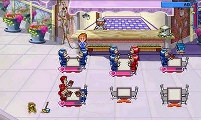 Diner Dash 2 Android Game Image 1