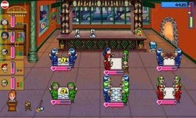 Diner Dash 2 Android Game Image 2