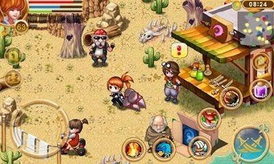 KiKi Soul Tamer Android Game Image 1