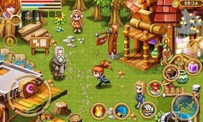 KiKi Soul Tamer Android Game Image 2