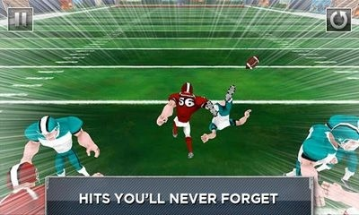 Mobile Linebacker Android Game Image 1