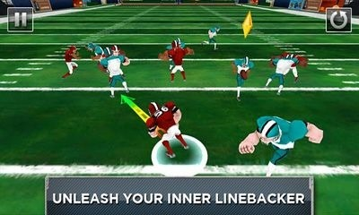 Mobile Linebacker Android Game Image 2