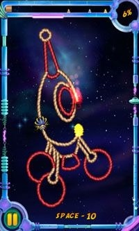 Burn the Rope Worlds Android Game Image 2