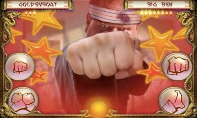 FaceFighter Gold Android Game Image 2