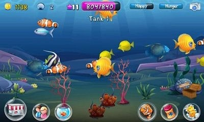 Fish Adventure Android Game Image 1