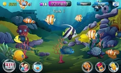 Fish Adventure Android Game Image 2
