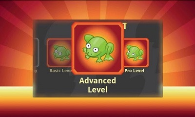 Frog Volley beta Android Game Image 2
