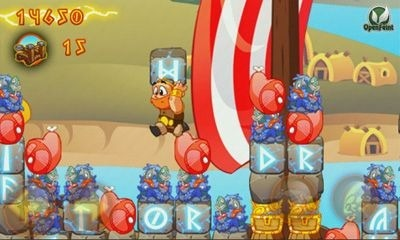 Happy Vikings Android Game Image 2