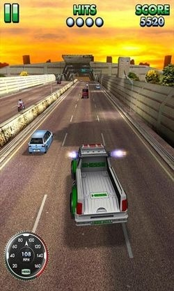 Hess Racer Android Game Image 2