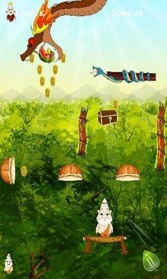 Hungry Yogi Android Game Image 1
