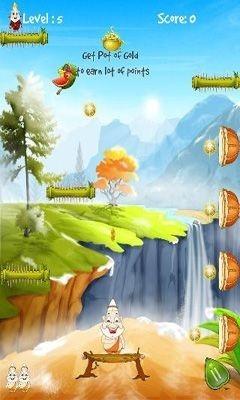 Hungry Yogi Android Game Image 2