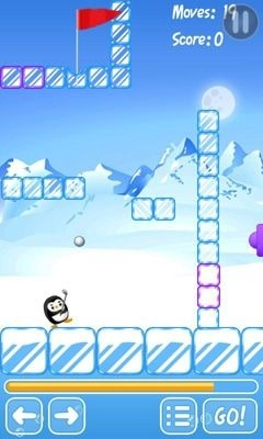 Icy Golf Android Game Image 1