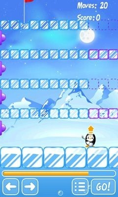 Icy Golf Android Game Image 2