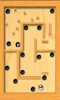 Labyrinth Lite Android Game Image 1
