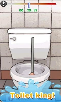Man Vs Toilet Android Game Image 2