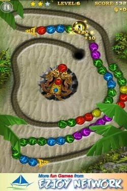 Marble Blast 2 Android Game Image 1