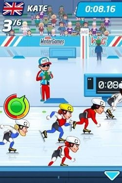 Playman: Winter Games Android Game Image 1