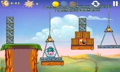 Saving Private Sheep Android Game Image 1