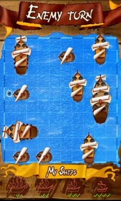 Sea Battle Android Game Image 2