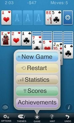 Solitaire+ Android Game Image 1