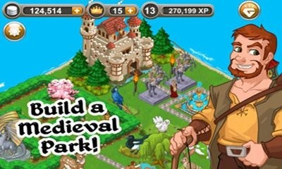 Tappily Ever After Android Game Image 2