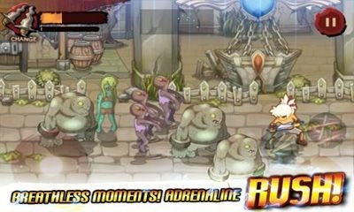 Third Blade Android Game Image 1