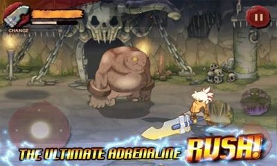 Third Blade Android Game Image 2