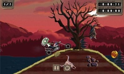 Zombie Rider Android Game Image 2