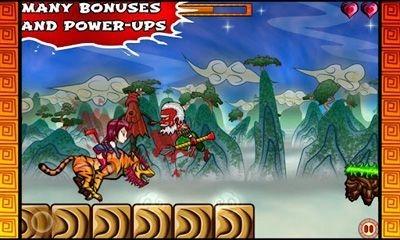 Ninja Slash! Android Game Image 1