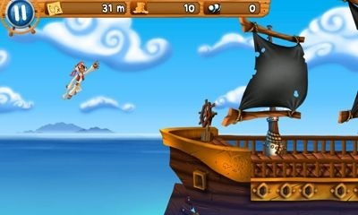 Bounty Monkey Android Game Image 1