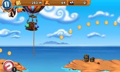 Bounty Monkey Android Game Image 2