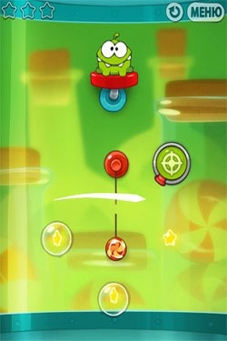 Cut the Rope Experiments Android Game Image 1