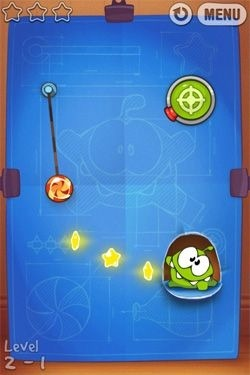 Cut the Rope Experiments Android Game Image 2