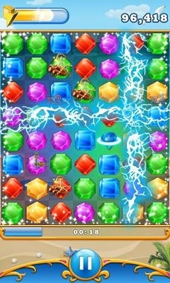 Diamond Blast Android Game Image 1