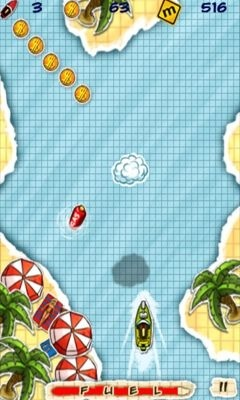 Doodle Boat Android Game Image 2