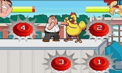 Family Guy Uncensored Android Game Image 1