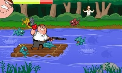 Family Guy Uncensored Android Game Image 2