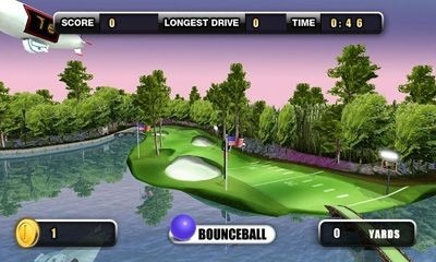 Golf Battle 3D Android Game Image 1