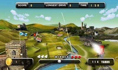 Golf Battle 3D Android Game Image 2