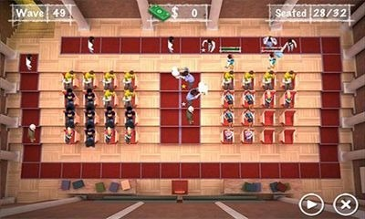 Ivory Tower Defenders Android Game Image 2