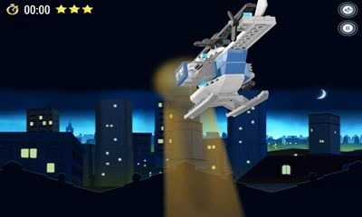 LEGO City Spotlight Robbery Android Game Image 1